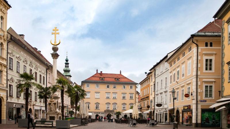 Visitare Klagenfurt: cosa vedere e luoghi di interesse